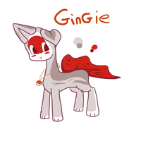 Gingie the Finnedyrs by Chibiteretsu