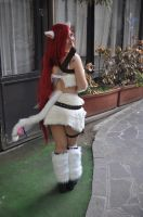 League of legends Kitty cat katarina cosplay lol by ValeeraHime