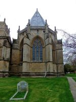 Southwell Minster 4 - Chapter House by fuguestock