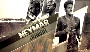 NEYMAR JUNIOR by FLETCHER39