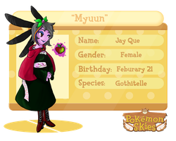 Resident: Jay Que by MoonlightSylph