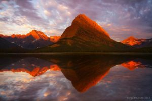 Sunrise Reflections by PeterJCoskun