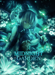Midnight Garden by ecchiartist