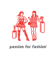 Logo. Passion for Fashion by t-drom