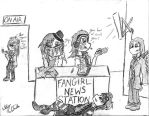 Fangirl News Station by NewGenerationArt7