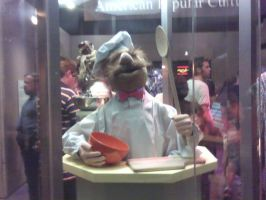 Henson Exibit - Swedish Chef by nichan