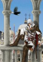 Assassin's creed II by Darthval