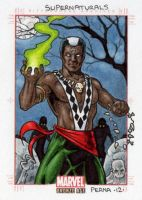 Brother Voodoo - Marvel Bronze Age by tonyperna