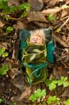 Baby Fairy Outdoors by The-GoblinQueen