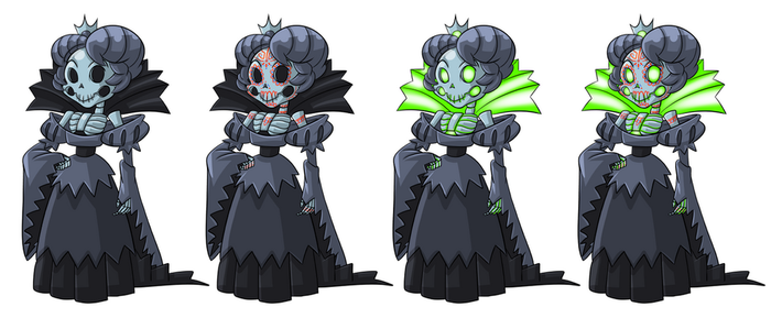Queen Skeleton by TheBrave