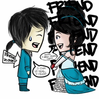 Friendzoning At Its Finest by shaolinfan1