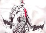 Kratos (A3) by Brunonfs