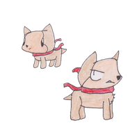 Tough Puppies by xSwordsDance