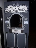 Events Ticket Booth by Pi-Productions