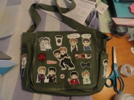 Klaine bag by Geminico