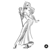 Jessica Rabbit by AdanMGarcia