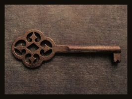The key by Darcone695