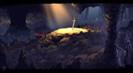 ::Cave Light:: by sangheili117