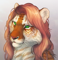 Commission: Ochropus by BearlyFeline
