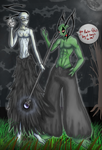 Zombies or Vampires? by Prepare-Your-Bladder