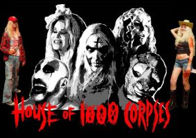 House of 1000 Corpses by LiveWire-Productions