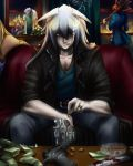 Bad Bakura by Arisueve