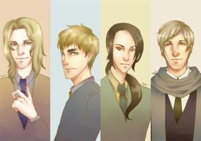 hetalia: almost allied by scarsaw