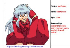 InuYasha Profile by dark-dragon-wings