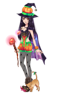[Amour Sucre] Halloween 2012 by Mai-Redfox