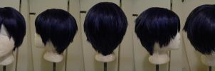 Kaito wig from VOCALOID by taiyowigs