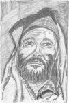 robin williams the fisher king. by desertdogg2006