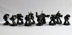 Tactical Squad Adis by Karkit