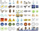 RPG Game Icons by mikeconnor7