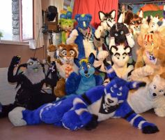 Pickle: GLC Group Photo 2 by CuriousCreatures