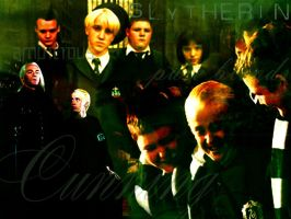 Slytherin by conspiracykid