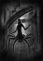 The Sisters of Arachne By Dashinvaine by Alveric2