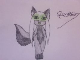 :GA: Remas by XxKiwiBirdyxX