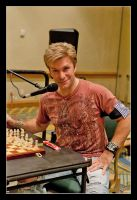 Vic Mignogna - Chess Games by Kuragiman