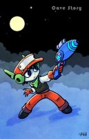 Cave Story by matthewart