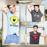 +Photopack png de Francisco L. by MarEditions1