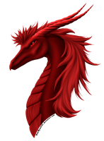Red Dragon by PinkRose3101