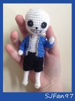 Sans from Undertale by SJFan97