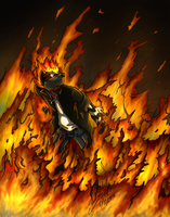 Into the Fire by ShadowOfNights