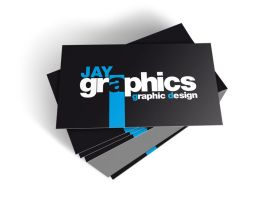 My personal business card by jaygraphics22