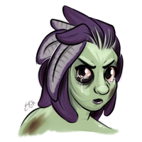 Some Bruised Cabbage by OEmilyThePenguinO
