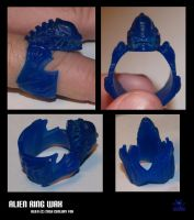 Alien ring wax by Dans-Magic