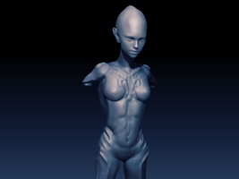 Cytherean 1 (WIP4) by JesseThompson