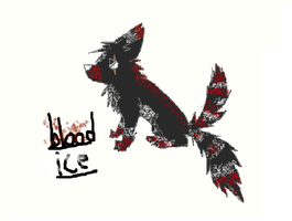 Blood Ice by 4ellyK