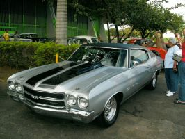 1970 Chevy Chevelle SS Custom by Mister-Lou