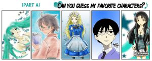 Can you Guess?... Part A by Rainbowbubbles